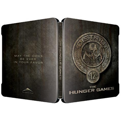 Hunger Games SteelBook