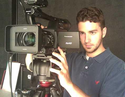 Modern Image's Owner, Ryan Corcoran
