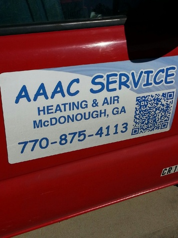 Aaac service heating and cooling Mcdonough