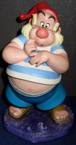 Mr. Smee figurine