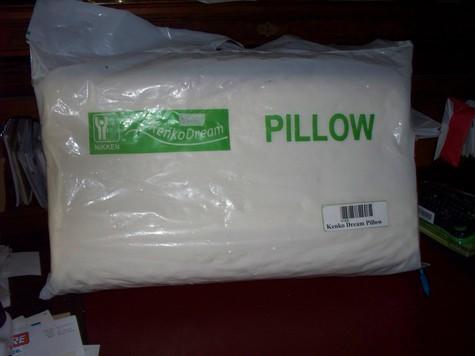 Nikken Kenko Dream Pillow