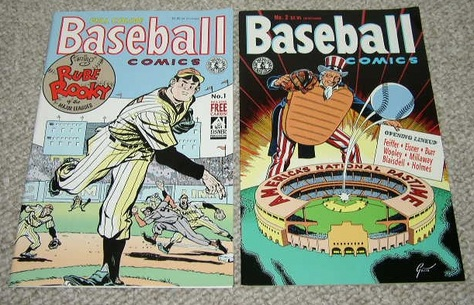 Baseball Comics