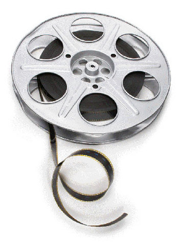 8mm and Super8 film transfer to DVD