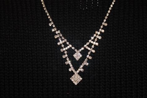 Australian-Crystal-Silvertone-Necklace
