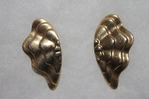 Vintage-Avon-Enchanted-Wings-1980s-Vintage-Pierced-Stud-Earrings