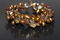 Handcrafted Mother of Pearl Shell Beads Bracelet