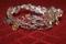 Handcrafted Swarovski Clear Crystal Bracelet