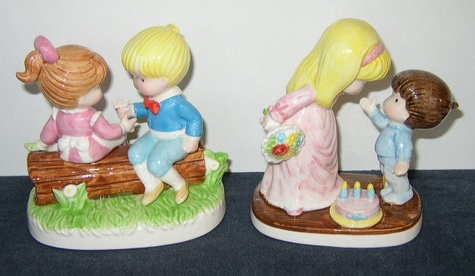1983 Joan Walsh Anglund Figurines