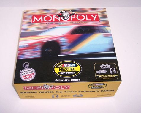 Monopoly-Nextel-Cup-Series-NASCAR-Collectors-Edition