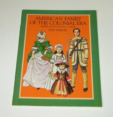 Item #1 - American Family of the Colonial Era