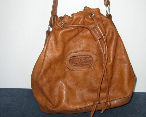 Australian Leather Pocketbook