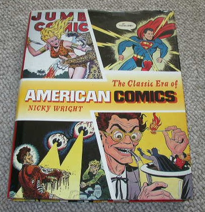 Item #1 - The Classic Era of American Comics