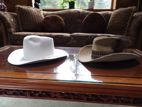 Two Western Hats