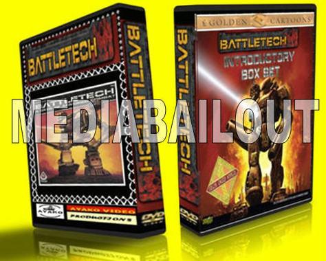 battletech dvd set