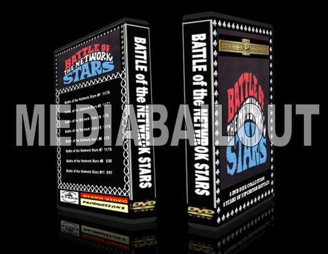 BAT DVD SET