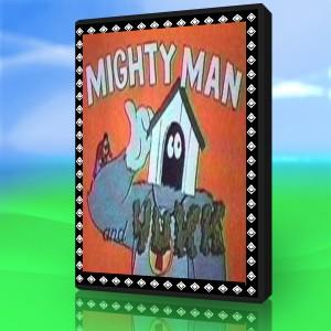 MANN DVD SET
