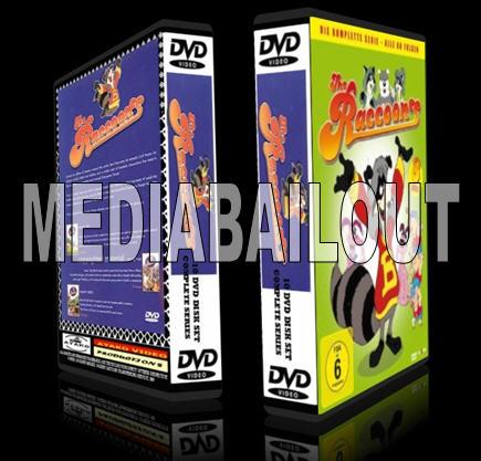 raccoons dvd