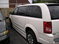 2009 chrysler town and country with Braun Entervan Conversion