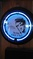 Big Elvis Presley Neon Clock