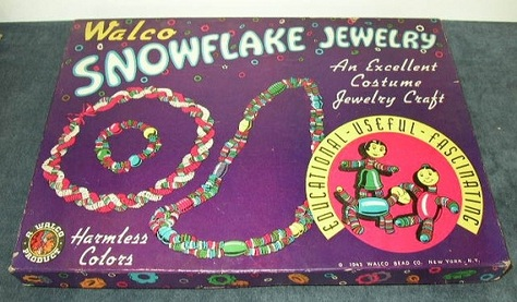 Walco Snowflake Jewelry Kit