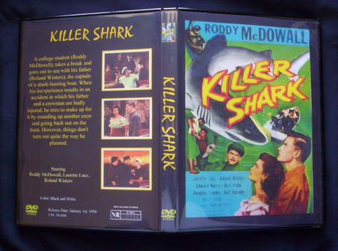 Killer Shark 1950
