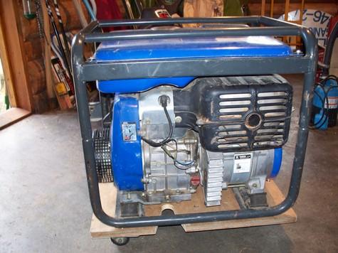 EF3800 Generator