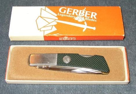 Gerber - Lock Back Blade