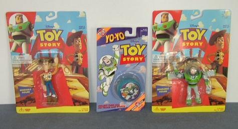Disney's Toy Story Toys
