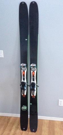 K2 Annex 118 Pro Skis