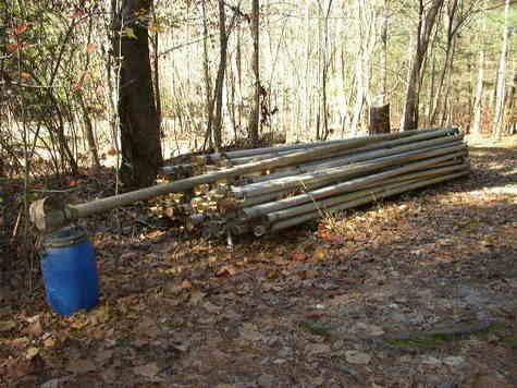 Irrigation Equipment - Pipe
