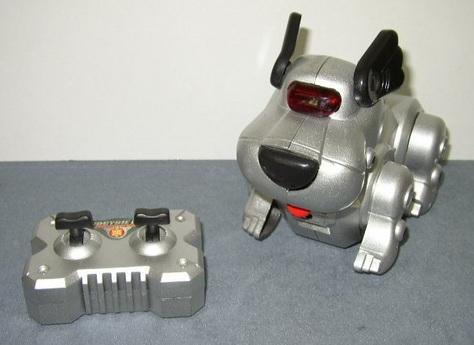 Biocybie Dog, Infrared Control
