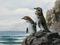 GaLapagos Penguins Cross Stitch Pattern***L@@K***