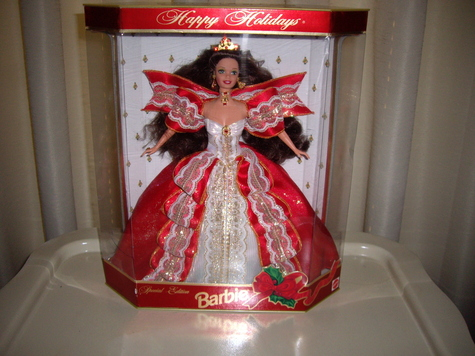 BARBIE DOLL IN BOX