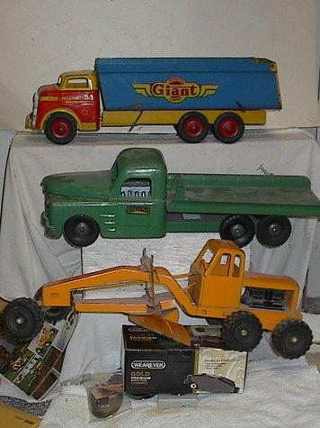 Pre 1980 Boys Toys