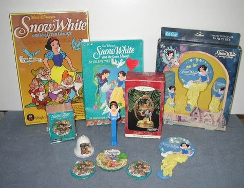 Snow White Collectibles
