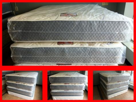 Home Mattress and Furniture - Queen Size Mattress