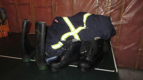 oilfield work gear