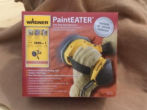 Wagner paint eater