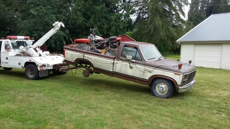 junk vehicles