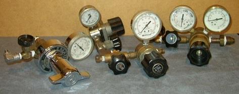 Matheson Air / Inert Gas Line Regulators