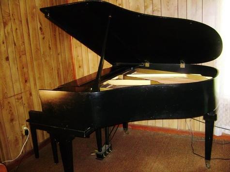Farrand Grand Piano black