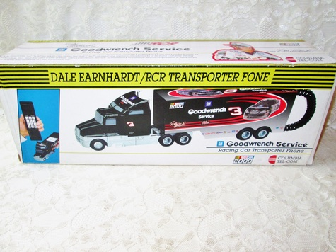 Dale Earnhardt Transport Phone box