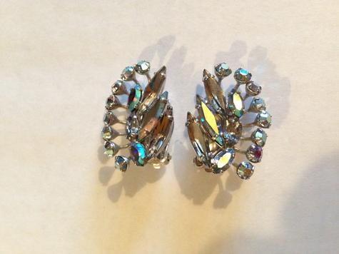 Sherman vintage earings