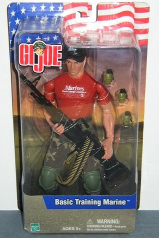 GI Joe Basic Training Marine Action Figure