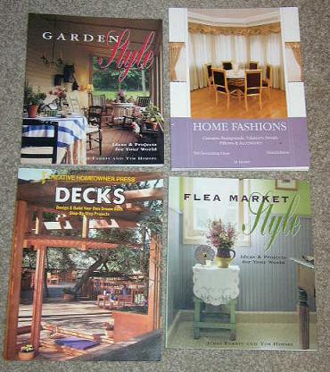 Idea & Project Books