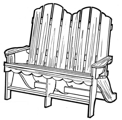Love Seat Pattern #168