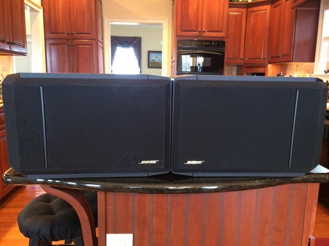 Bose 301 Series IV Direct/reflecting Speaker System