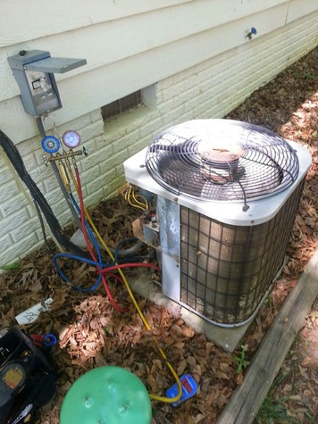 Aaac service heating and air