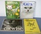 4 Kittens & Cats Books