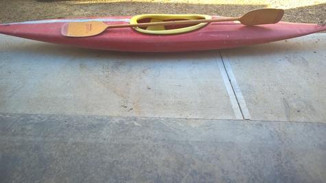 kayak raed